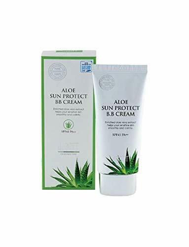Fond De Teint Couvrant BB Crème Bio Aloe Vera SPF 41