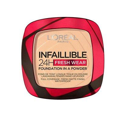 Test et avis - L'Oréal Paris — Fond de Teint en Poudre — Infaillible 24 h