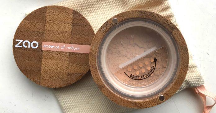 Zao - Fond de teint poudre Bio Mineral Silk