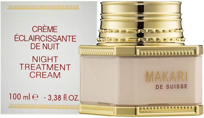 test et avis Makari Classic Crème de Nuit Réparatrice