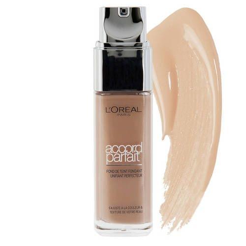 test avis L Oréal Paris - Fond de Teint Fluide Accord Parfait