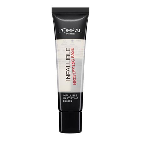 test avis L Oréal Paris Infaillible Base de Maquillage Primer