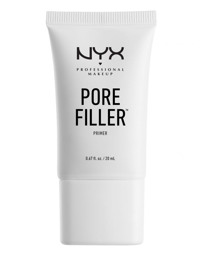 test avis NYX PROFESSIONAL MAKEUP Pore Filler base de teint