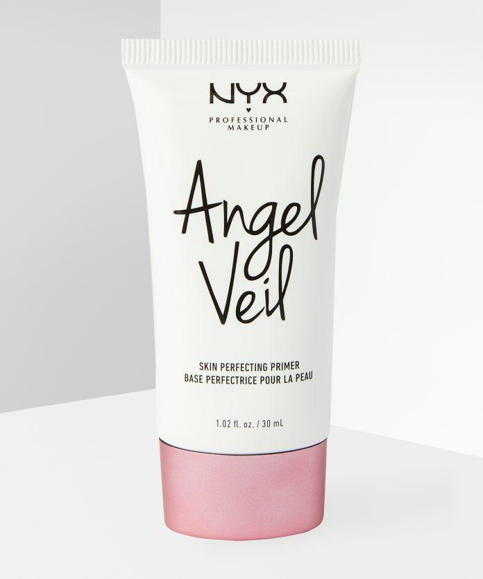 test avis NYX Professional Makeup Base Perfectrice de Teint Angel Veil