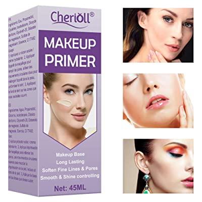 test avis base de teint Cherioll make-up Primer