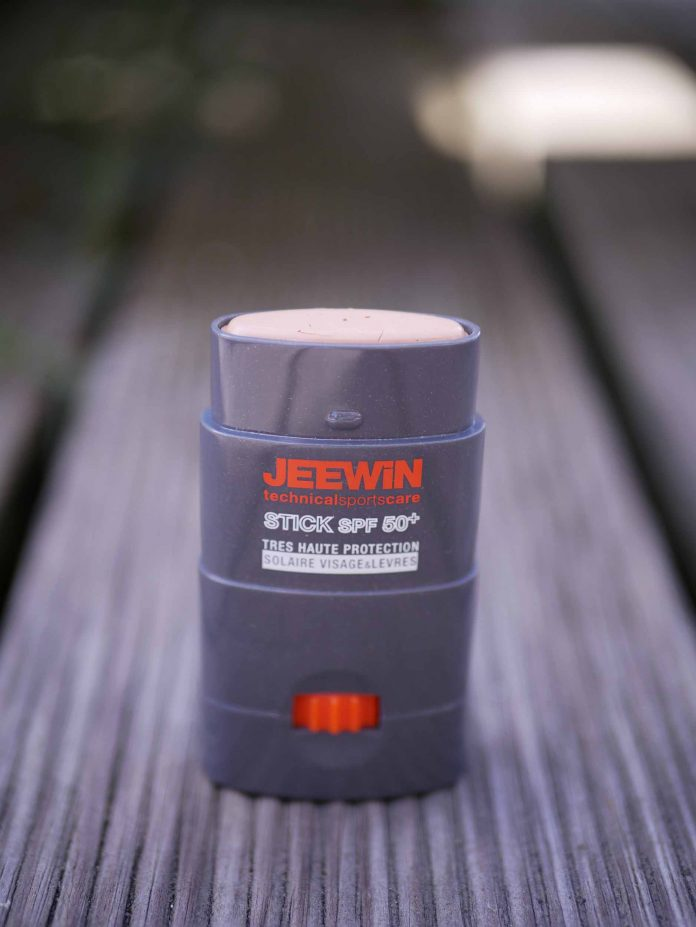 test et avis EEWIN Stick SPF50+, Protecteur Solaire